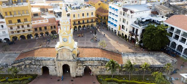 Sobre Cartagena Sede Caribe